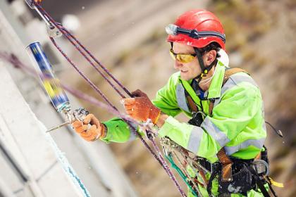 Требуются промышленные альпинисты сочи